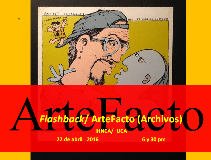 Flash Forward: Flashback Artefacto